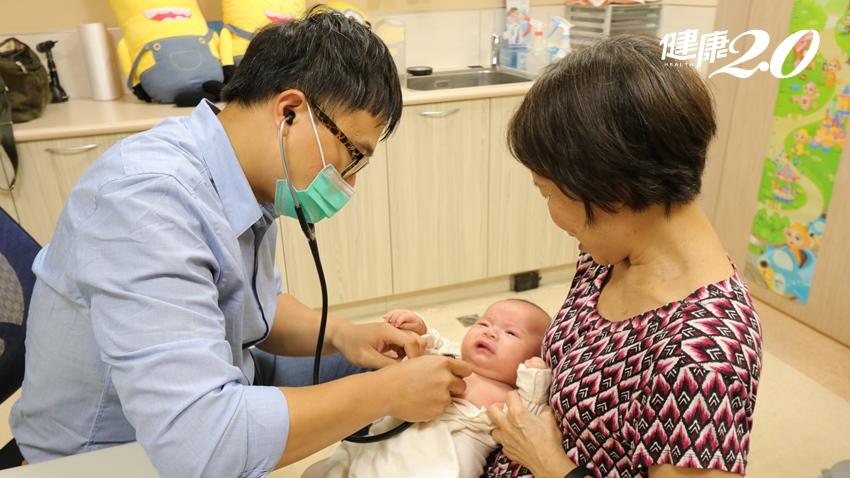嬰兒泌尿道感染難發現 反覆發燒3天速就醫 遲了恐傷腎