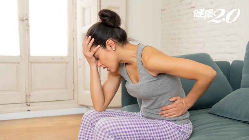 經前症候群好苦惱 中醫「疏肝」針灸有速效