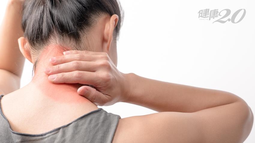 後頸不舒服 感覺像落枕?小心頸椎病變!4種「頸部症狀」要看骨科