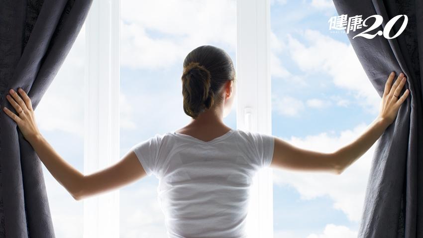 住高樓層空氣好,多開窗通風?小心帶來心血管危機