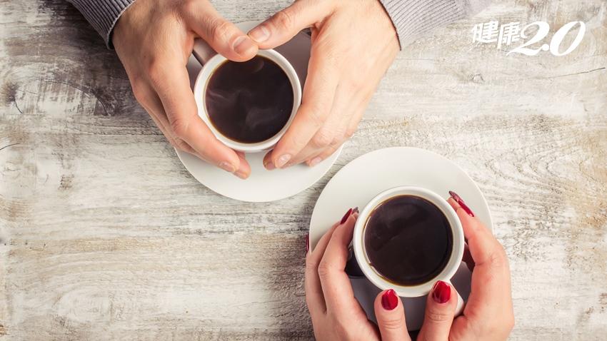 「綠茶咖啡」最強減肥法試不得!小心傷胃、貧血與骨鬆跟著來