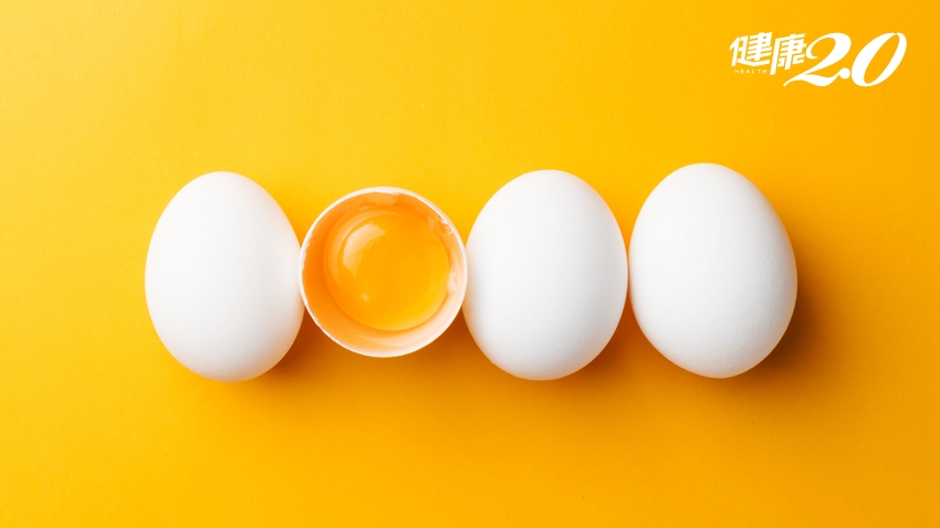 吃蛋黃的好處原來這麼多!雞蛋5大部位各有什麼功能?