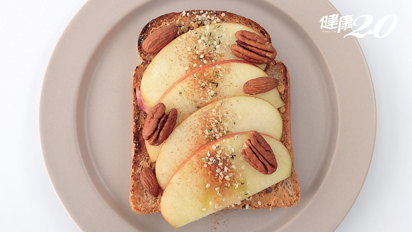 減重可用花生醬?超人氣網紅MINI教你做早餐 好吃又能瘦