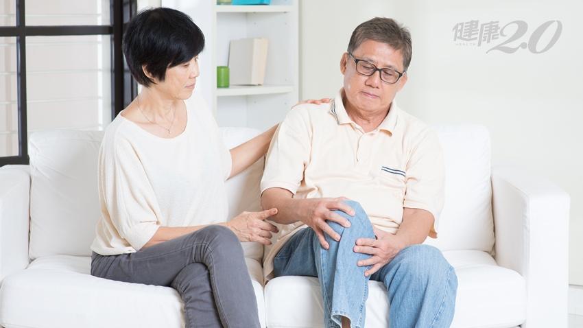 長輩走不動,肌少症或靜脈曲張? 6重點教你分辨 新療法快又不痛