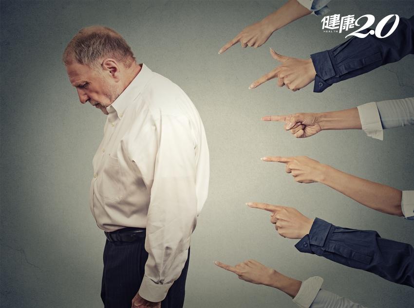 老年憂鬱症有6大特殊症狀 別和失智搞混了!