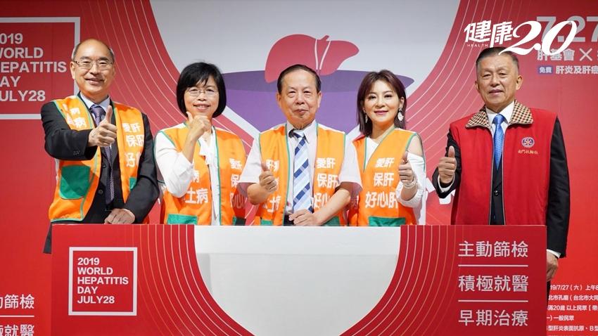 王彩樺落淚:我的C肝治癒了!醫提醒:除了C肝,這些人也易得肝癌