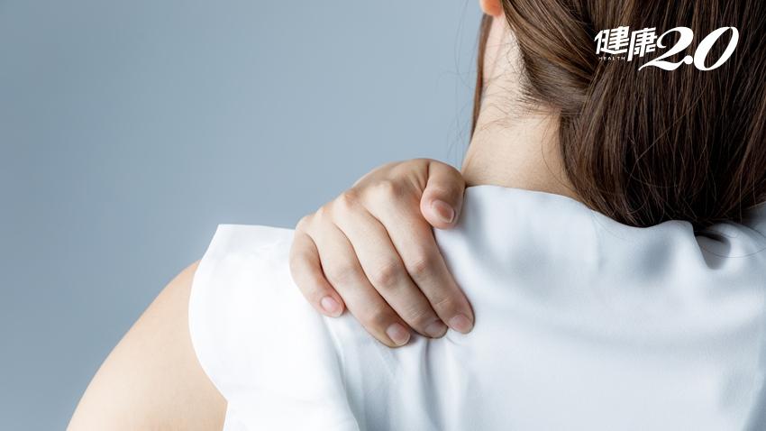 肩頸痠痛麻?注意神經發出的4大警訊 尤其這一種恐致命!