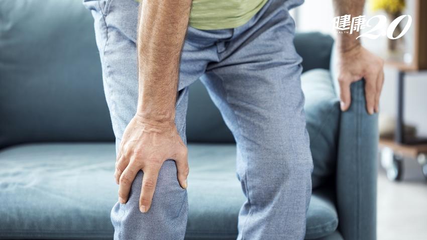 走路腿無力 當心周邊動脈疾病 10年死亡率倍增!