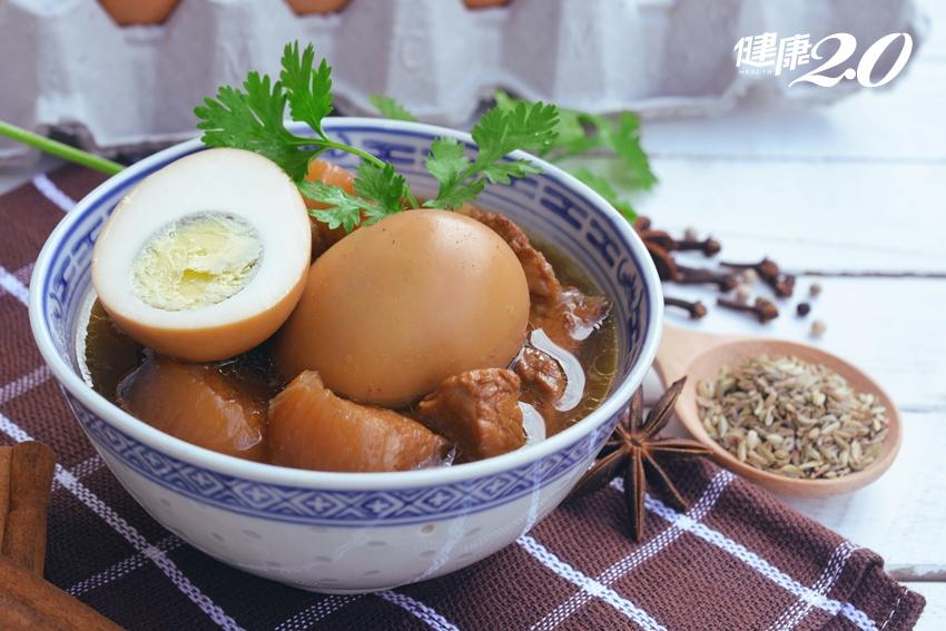 吃蛋好處多!中醫師公開9大食療功效