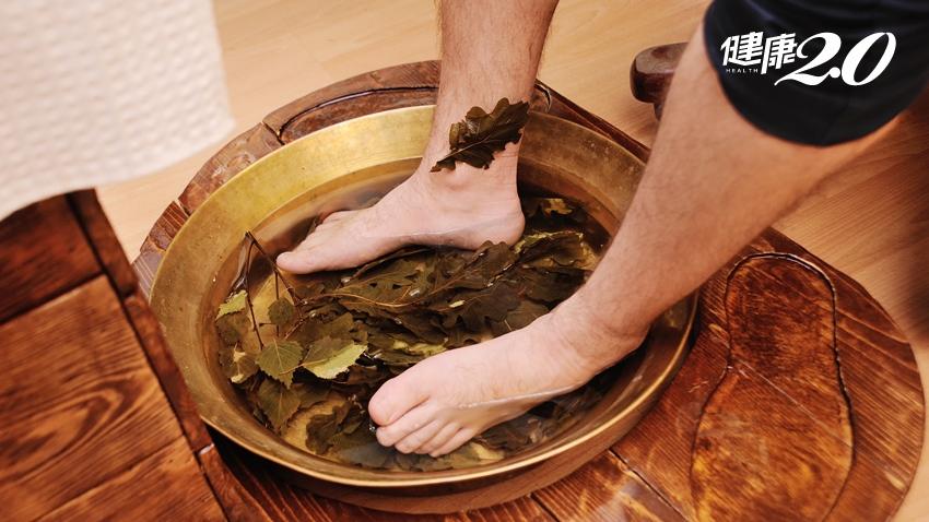 泡腳解疲勞 這道配方還可防痛風發作