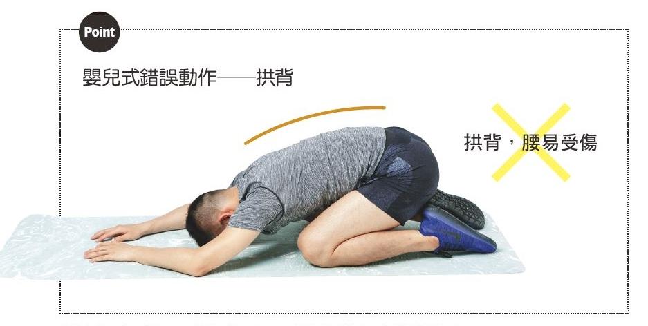 經痛到無法下床 常做「嬰兒式」醫療瑜伽 月月順
