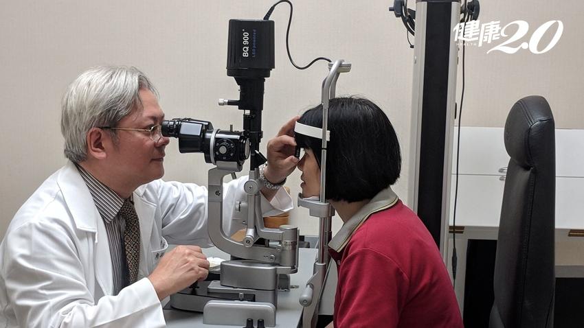 眼睛也會長皺紋?視力模糊、影像扭曲快就醫 這3種人更危險