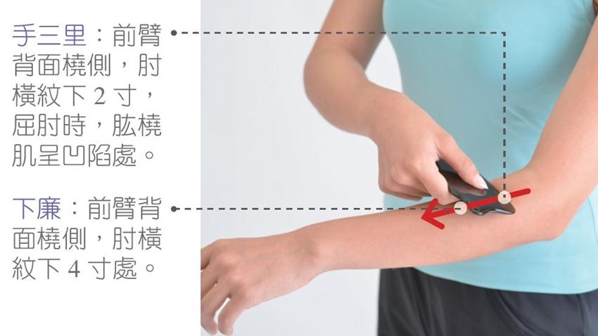 緩解痔瘡用「刮」的!輕輕刮一刮手腳穴位 菊花不腫痛!