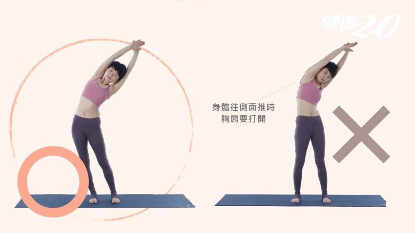 小腹凸不一定是胖!1個動作鍛鍊身體筋膜、小腹變平坦