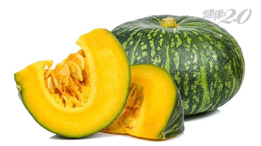 「南瓜」防癌又補血!高血壓能吃嗎?「這部位」不吃太可惜
