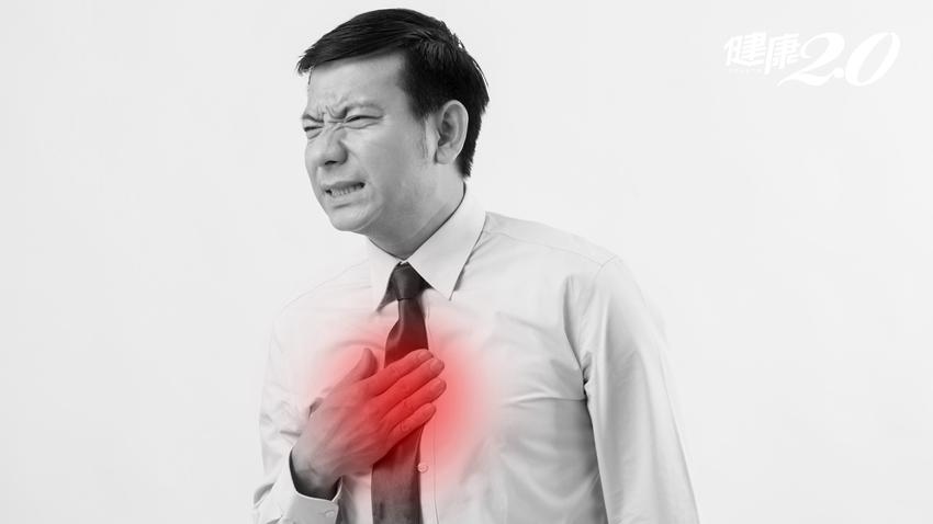 5大症狀一一浮現 當心食道癌找上你了!