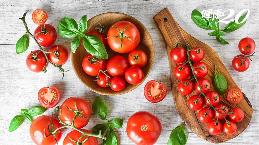 傻傻分不清!「番茄」是蔬菜還是水果?大小番茄誰的維生素C多?
