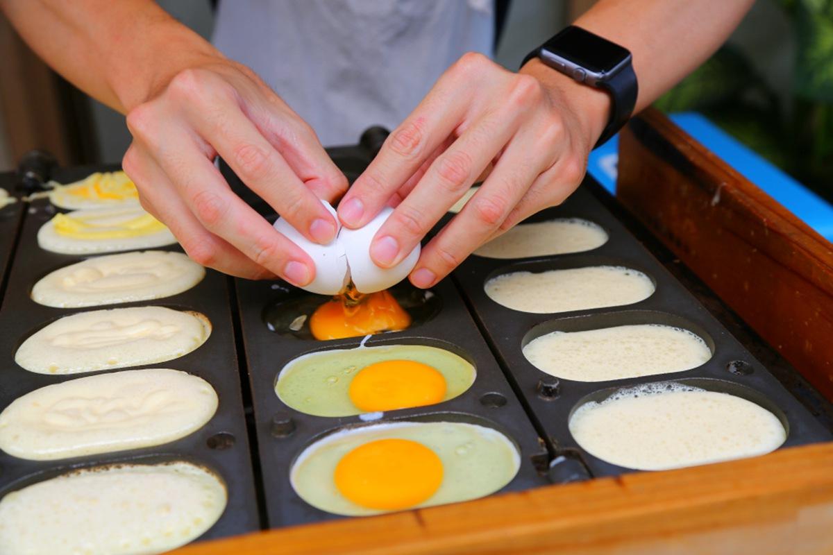 有雞蛋的雞蛋糕 - 嘉義下午茶必吃 2