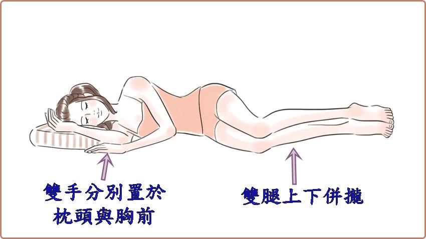 選對枕頭腰背不痠痛! 達人鄭雲龍教你依睡姿挑枕頭