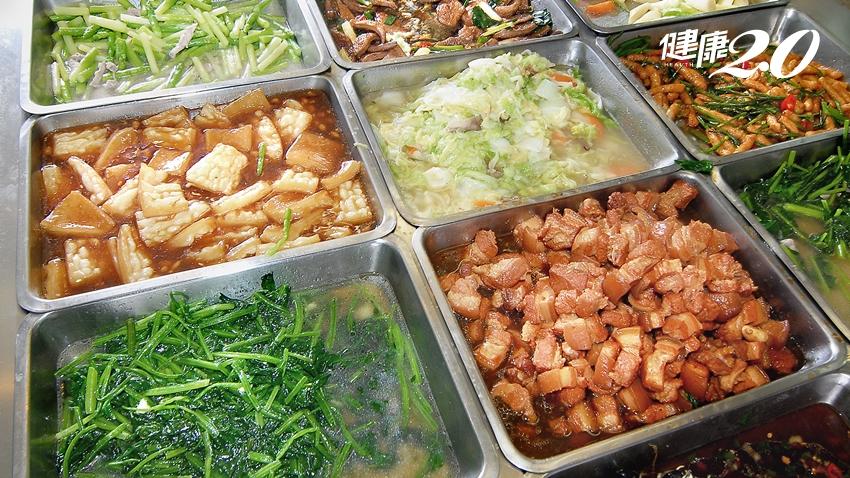 挑對外食、血糖免煩惱!便當、自助餐、麵食、便利商店選食祕訣大公開