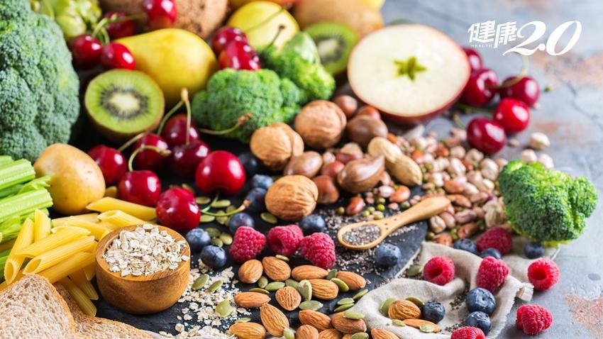 「纖維」不是隨便吃就有效!一張表告訴你 吃哪種食物不腹脹
