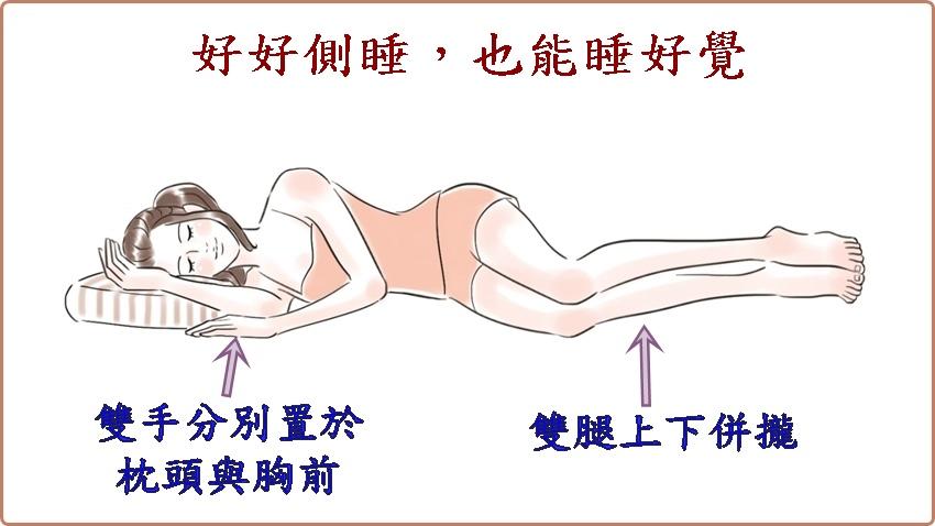 今晚上床請注意!「這種」睡姿嚴重傷脊椎 達人教你調整