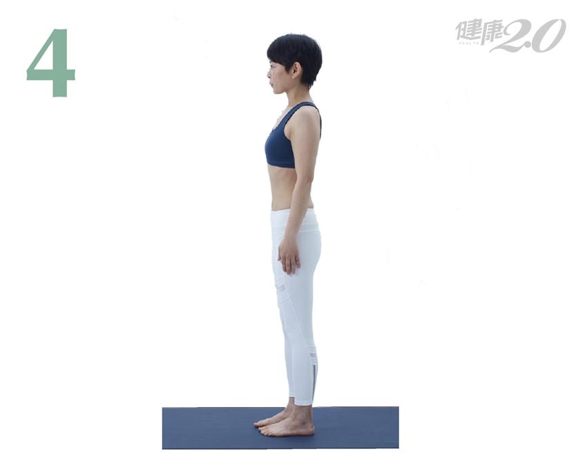 每天練「吐氣推推」 改善胸悶、調整呼吸、鍛鍊手臂
