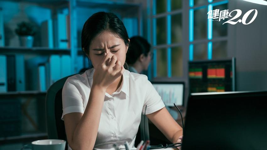 有效緩解眼睛痠痛 3種必學熱眼運動