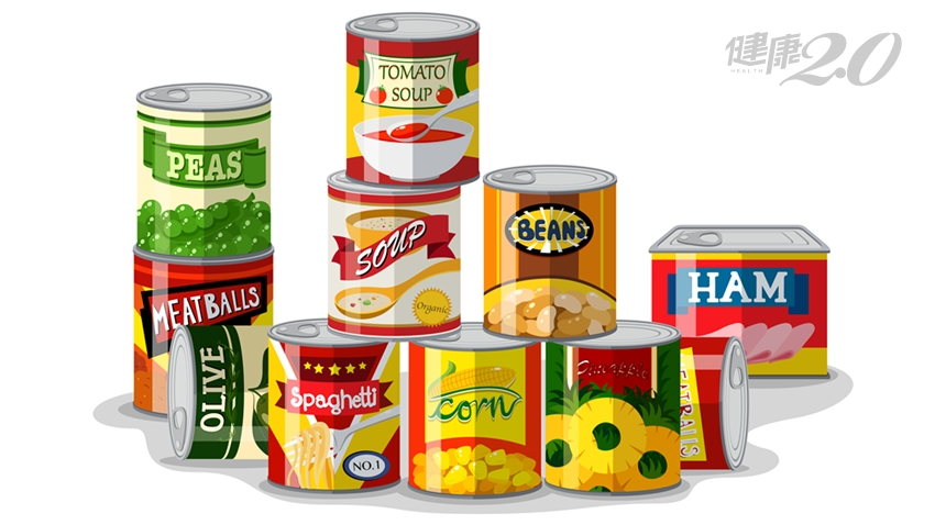 罐頭食品、塑膠瓶、發票收據藏有雙酚A!潘懷宗教你6招防毒