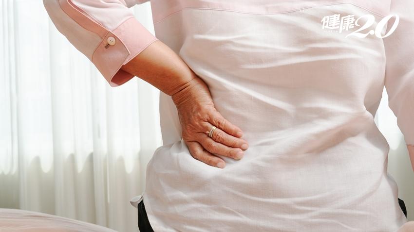 長期腰痛背痛、坐骨神經痛 「潛遁式微創」拯救80歲婆婆的脊椎