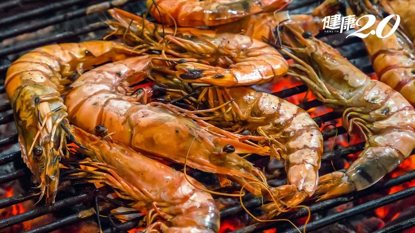 吃蝦會過敏?藥理學專家:其實是化學藥劑害的!