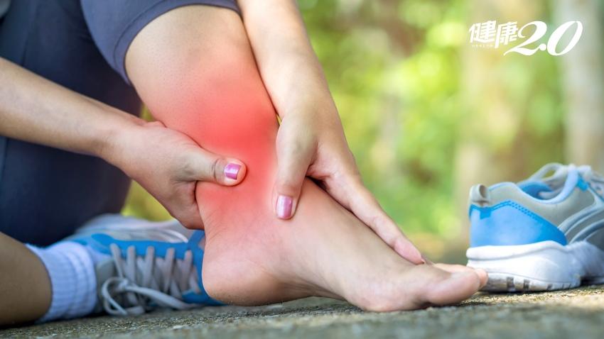 腳踝扭傷別急著冰敷!把握3要點 減少疼痛、復原快