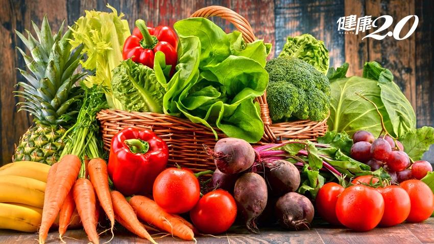 營養師分享選擇蔬果三撇步 健康飲食遠離疾病
