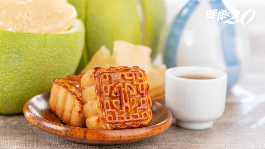 糖友注意!營養師公開月餅、柚子每日食用上限量
