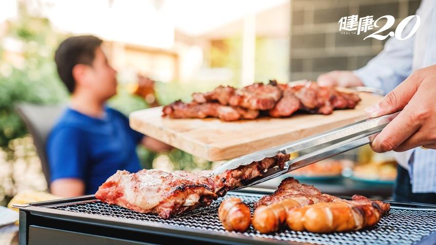 烤肉+啤酒吃得好開心?小心胰臟炎急性發作 尤其這4種一起吃最危險