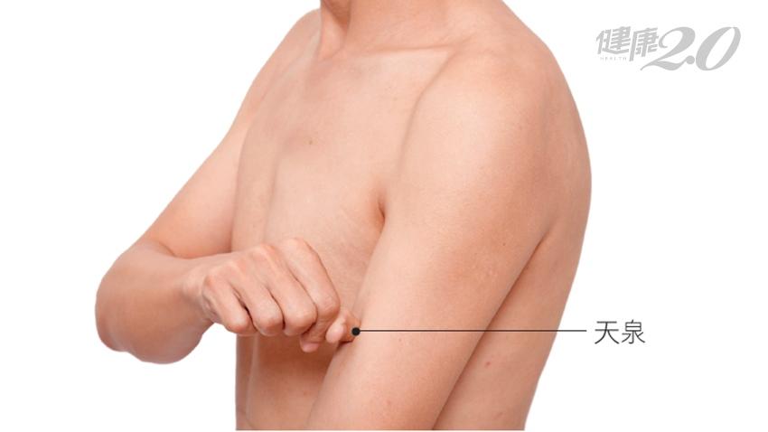 胸悶、氣短 心臟病快發作?常按「這」+2穴道疏通心包經 除隱疾