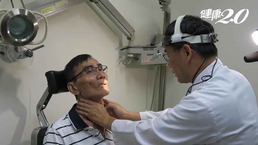 吞嚥困難竟得肺腺癌?醫:1/3肺癌病人不咳嗽也沒痰