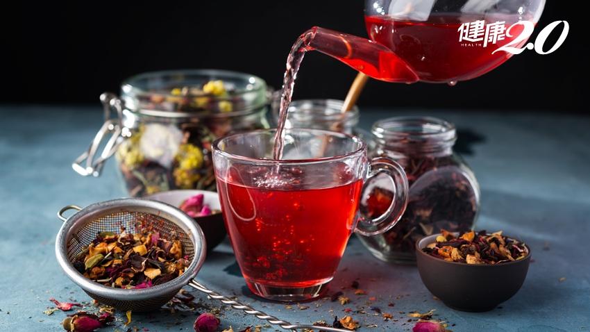 這道茶飲最適合賞月喝!消脂解膩,加速代謝澱粉