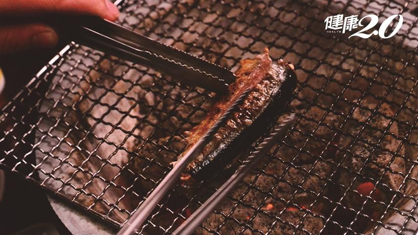 「秋刀魚」護心血管、防貧血!這樣烤最健康 4種人要小心吃