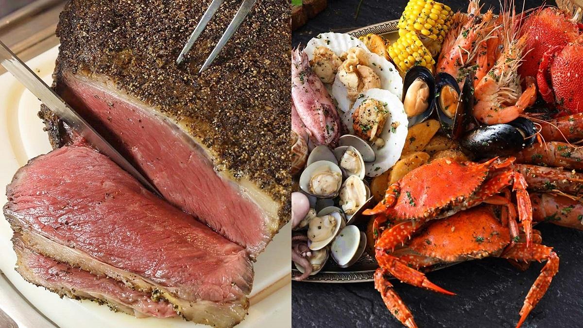 比高鐵票便宜!這家Buffet「和牛吃到飽」不到700元,還有手抓海鮮可吃