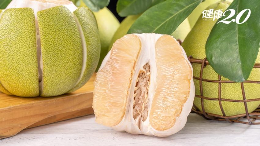 維生素C比檸檬多1.5倍 柚子改善便袐又能美白,但4種人得小心吃