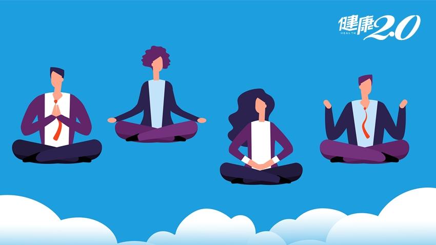 11步驟養成冥想習慣 研究證實它健腦、紓壓、抗憂鬱