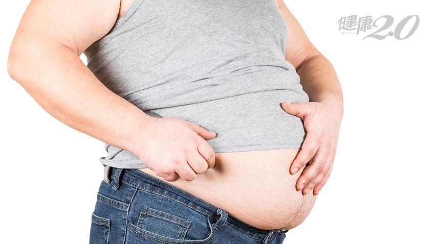 吃藥減肥很悲劇,主廚體重衝破百!醫師「動手」5個月減近30公斤