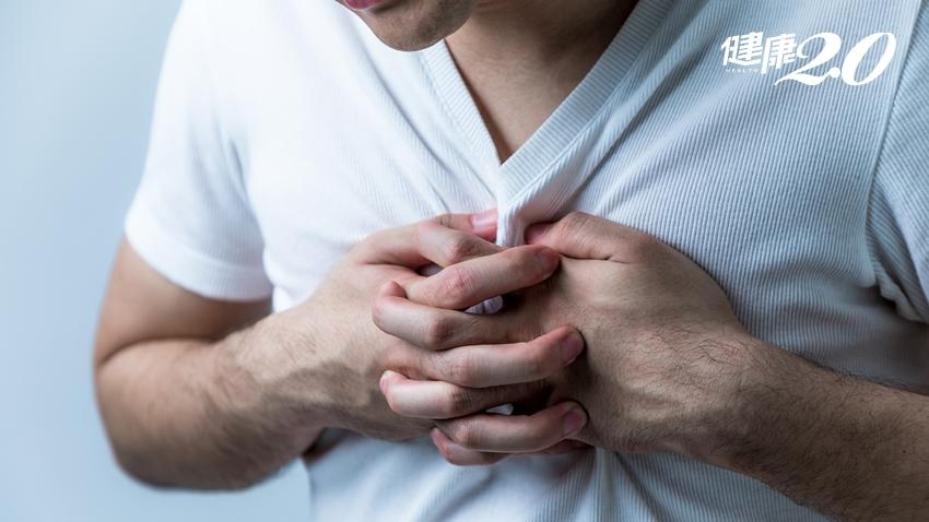 70歲男沒有三高也發病!胸背「劇烈撕痛」是主動脈剝離徵兆