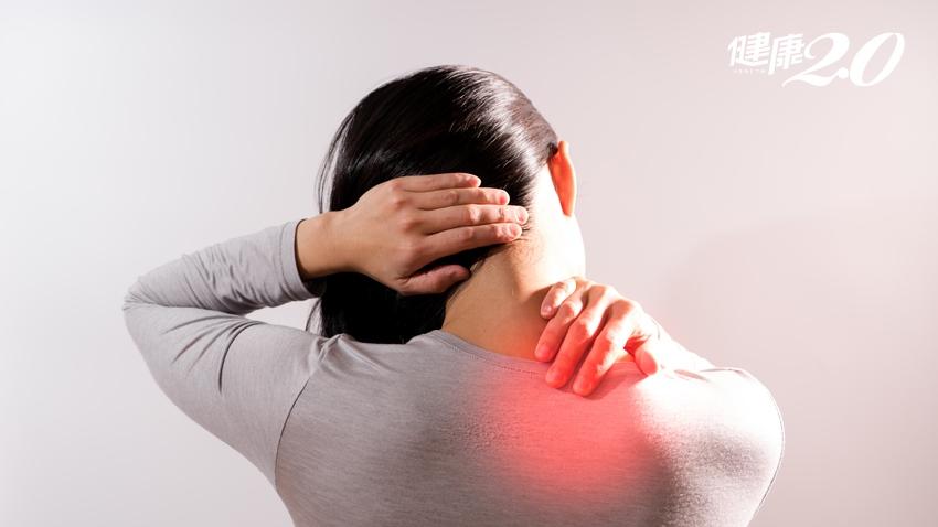 頸椎比你想得還脆弱!32個習以為常的動作,都是加速退化的幫凶