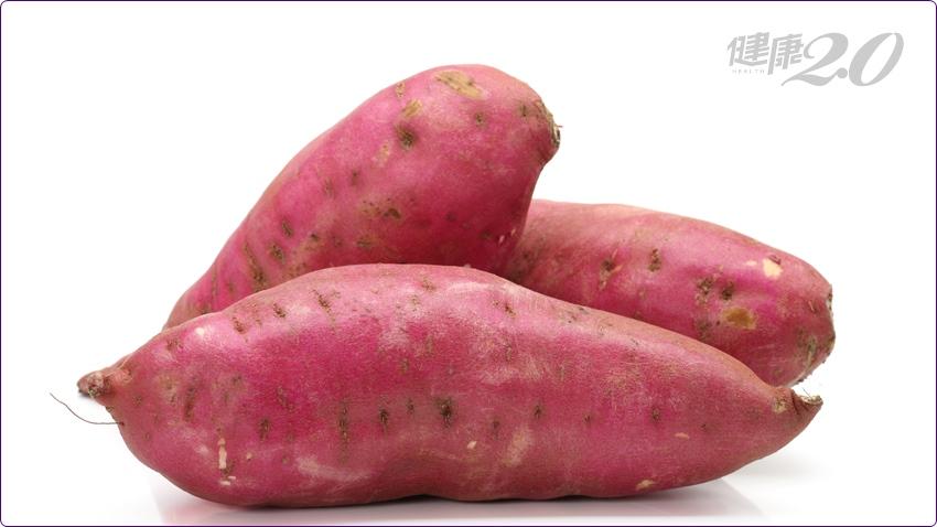 紅番薯被日本視為防癌蔬菜第一名 與這2種一起煮 排毒、通便效果更好
