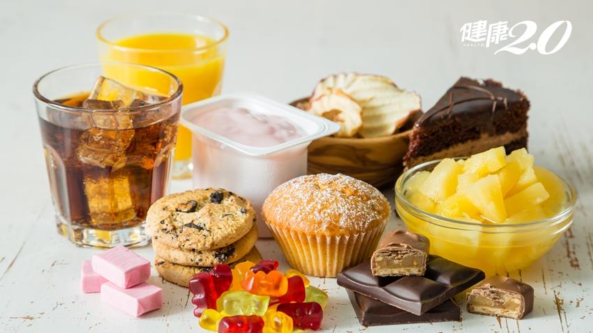 甜食讓你心情好?這3種食物愈吃愈厭世 自律神經也失調