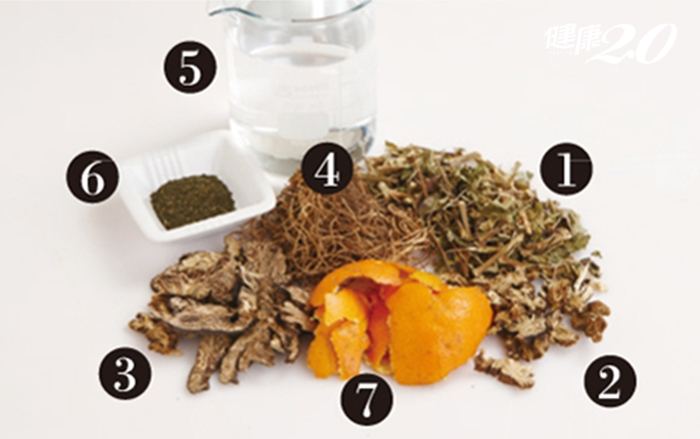 天然的除口臭祕方 「藿香」化濕抑菌、去除壞口氣