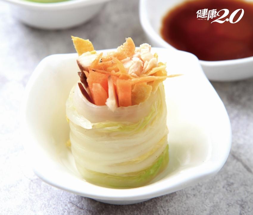 秋天就要吃白色!大白菜防感冒、抗老、降血壓 4種吃法不單調