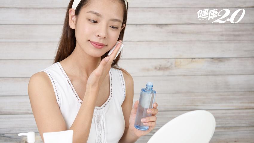 皮膚科醫師「不用」化妝水!因為化妝水真正用途是…
